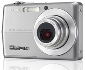 Casio Exilim Zoom EX-Z500 launched