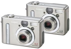Casio QV-R3 and QV-R4