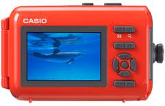 Casio EXILIM EWC-10 underwater housing