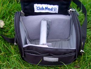 Club Med Cefalu compact bag