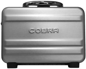 Cobra Alu-case