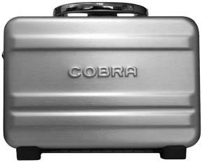 Cobra Alu-case