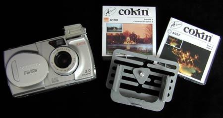 Cokin FilterFast G350 Kit