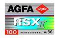 Agfa RSX II 100