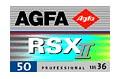 Agfa RSX II 50