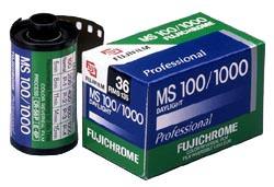 Fujichrome MS100