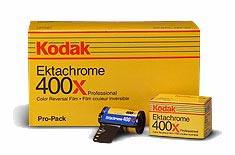 Ektachrome 400X