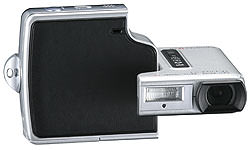 Contax launch two digital cameras in time for Christmas