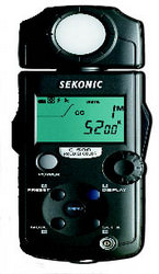 Sekonic C-500R Colour Meter
