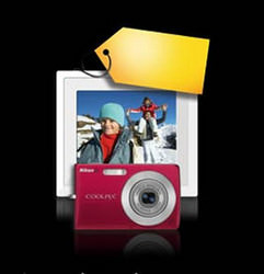 Nikon Coolpix Cashback offer