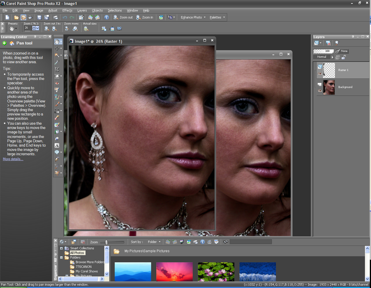 Corel paint shop pro photo x2 corel paint shop pro review for Paint pros