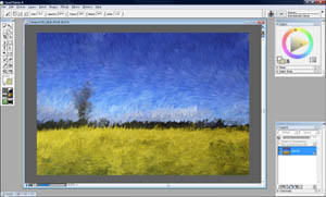 Impressionist cloner