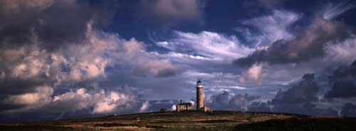 The Startpoint, Barra Lighthouse,  John