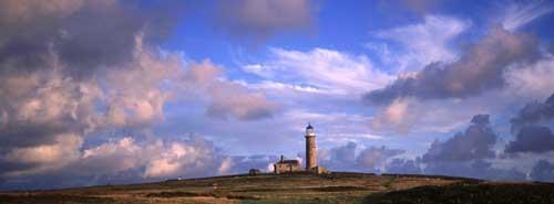 The Startpoint, Barra Lighthouse, John