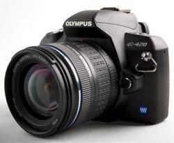 Olympus E420
