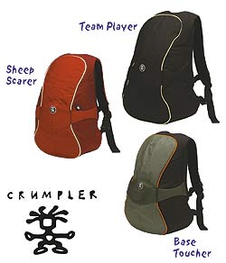 Crumpler increase range of leisure and laptop bags
