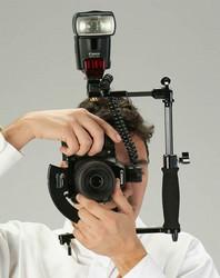 Custom camera brackets