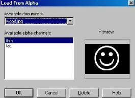 alpha select
