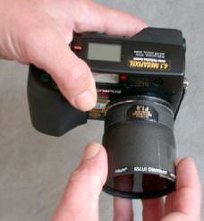 Olympus Camera lens filter