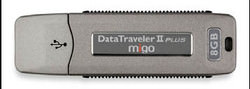 Kingston 8gb DataTraveller II Plus - Migo Edition