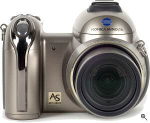 DiMAGE Z6 introduced by Konica Minolta