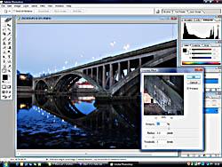 Photoshop CS1 with Aero