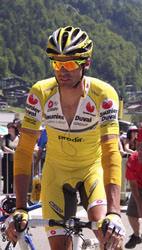 Millar at the start