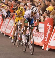 Contador out sprints