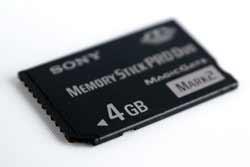 Digital memory card group test