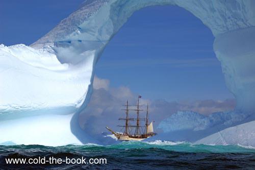 Cold – sailing to Antarctica