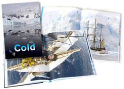 Cold – sailing to Antarctica
