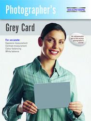 Photographers Grey Card