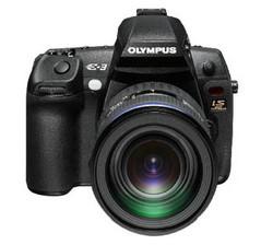 Olympus E-3 Digital SLR Camera