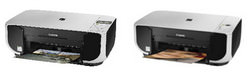 Canon Pixma All-in-One MP210 and MP220