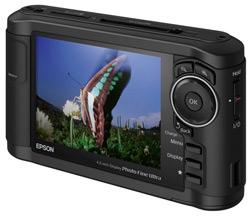 Epson P-5000 multimedia storage viewer