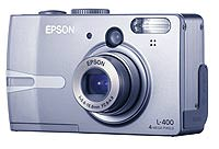Epson PhotoPC L-400 introduced