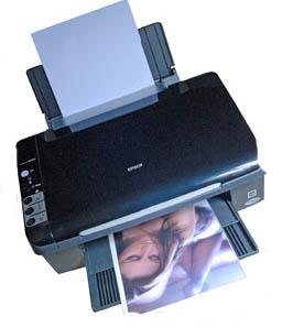 Epson Stylus DX4450 Printer