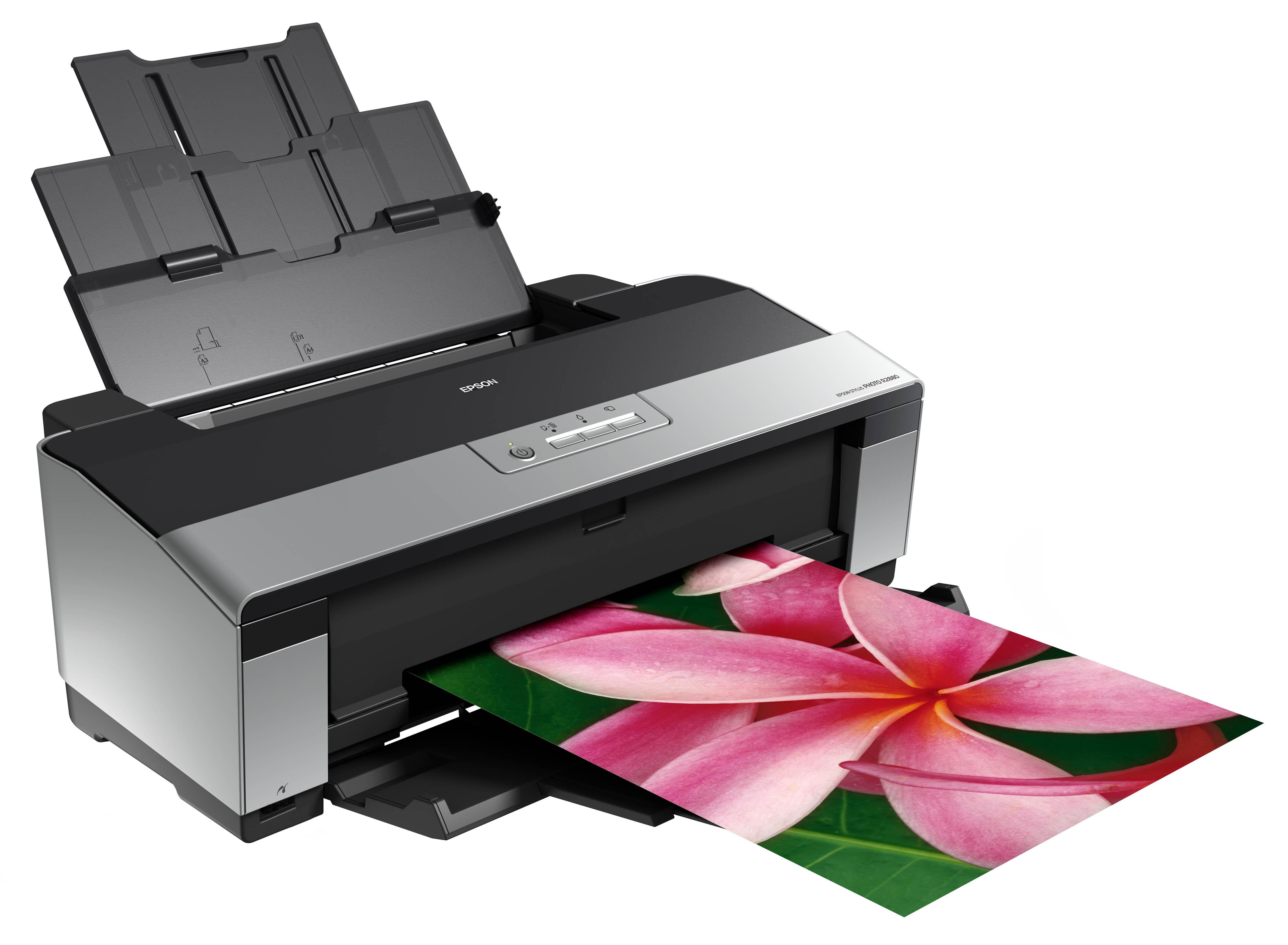 Epson stylus photo r2400 inkjet printer