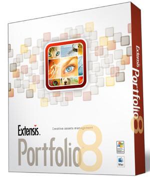 Extensis Portfolio 8.5