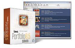 Extensis Portfolio Server 8.5 with Adobe Creative Suite 3