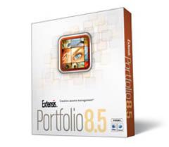Extensis Portfolio Server 8.5