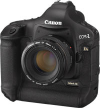 Canon EOS-1D Mark III Digital SLR