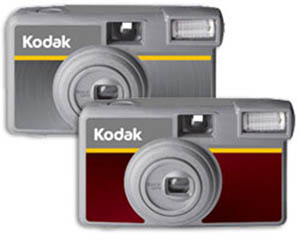 Kodak ultra compact single use camera