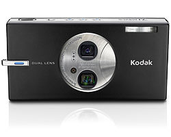 Four new Easyshare compacts from Kodak