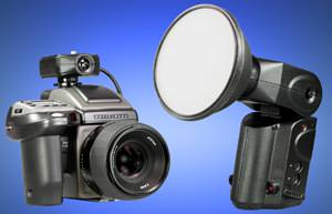 Free Quantum QFlash TTL Adapter for Hasselblad H Cameras