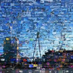 Fujifilm London Eye montage