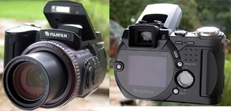 Fuji Finepix 6900 camera