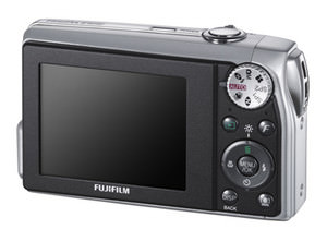 Fujifilm FinePix F40fd - face recognition camera launched