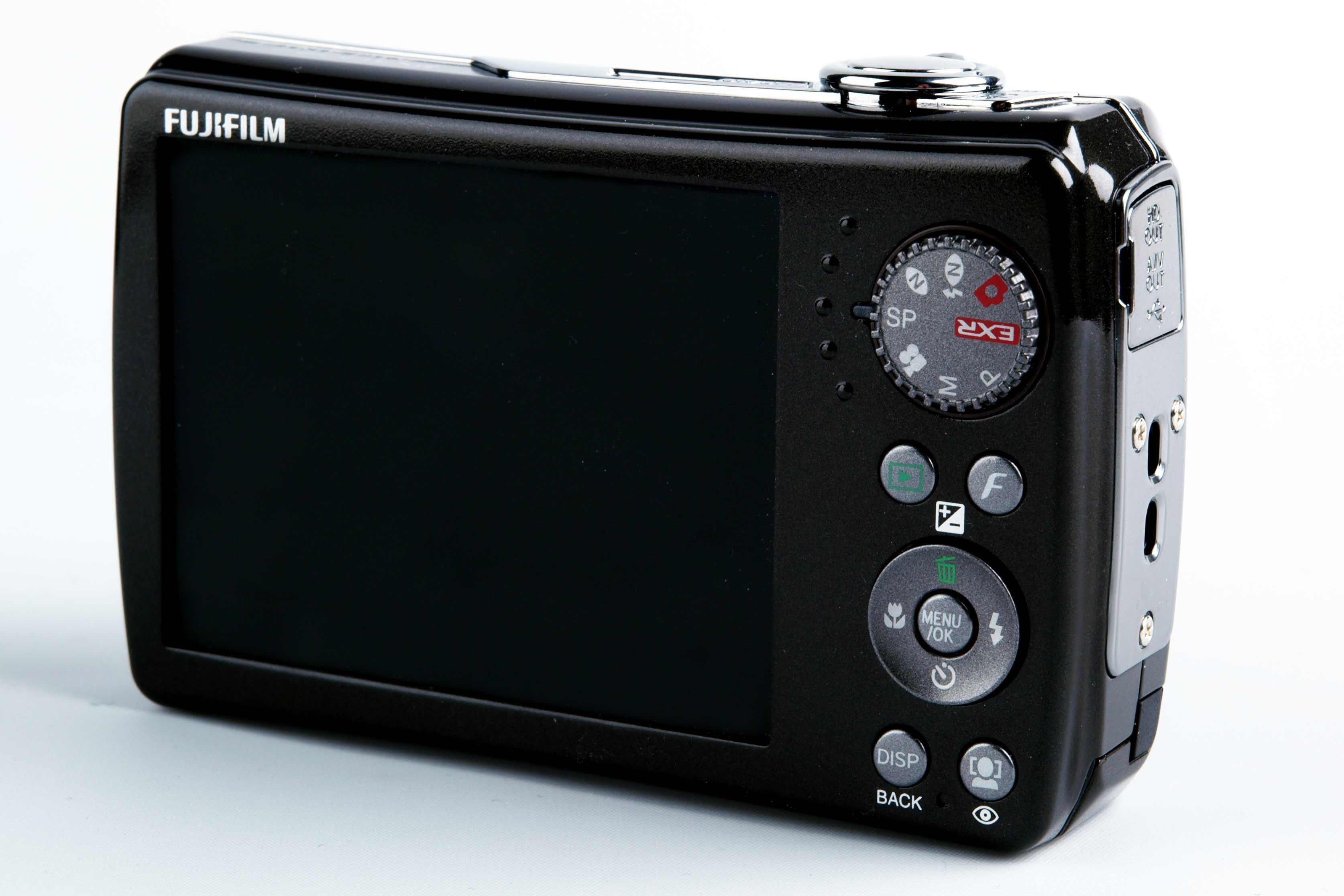 Drivers Update: Fujifilm FinePix F200EXR