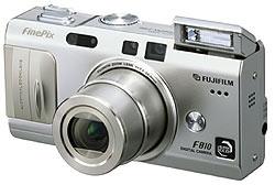 Fujifilm FinePix F810 Zoom's Super CCD performance hits new heights